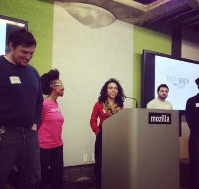 #SocialGoodTechWeek Hackathon