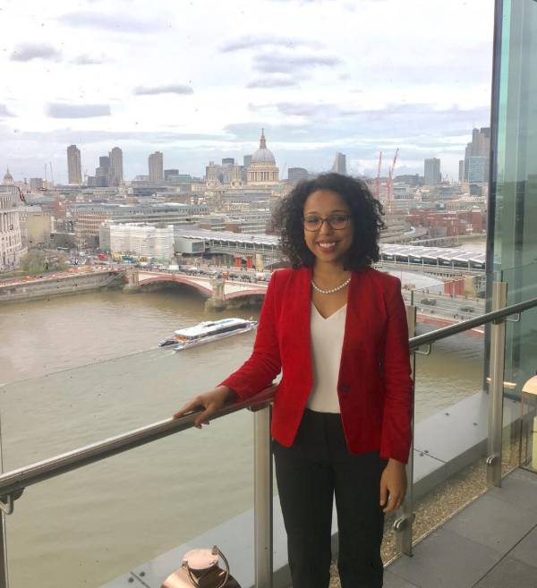 One of the greatest highlights of my career was planning and executing a global executive workshop on corporate responsibility for a major client in London.