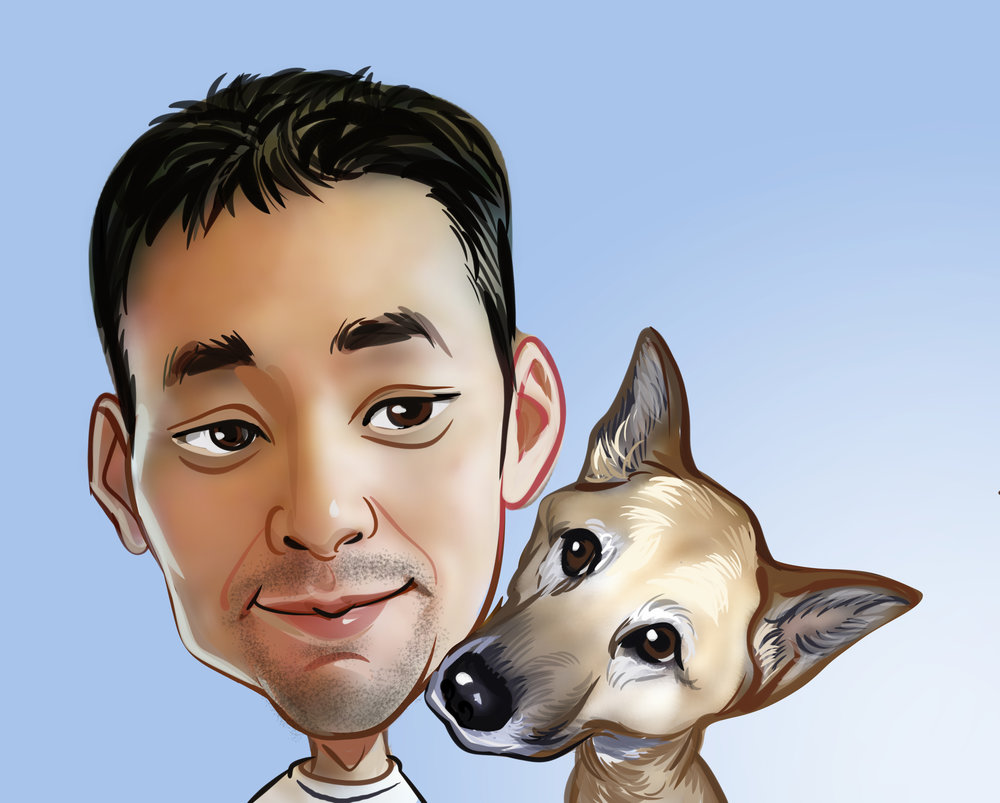 - Raymond Yu, PlayBow Artist, is a graduate of the Trish King Academy of Dog Behavior, and has extensive experience working at local shelters and daycare facilities.
