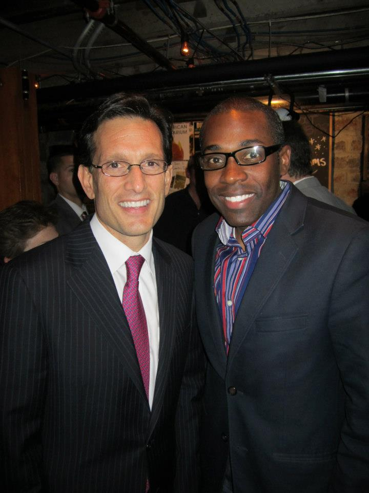 Private Party w/ Majority Leader Eric Cantor