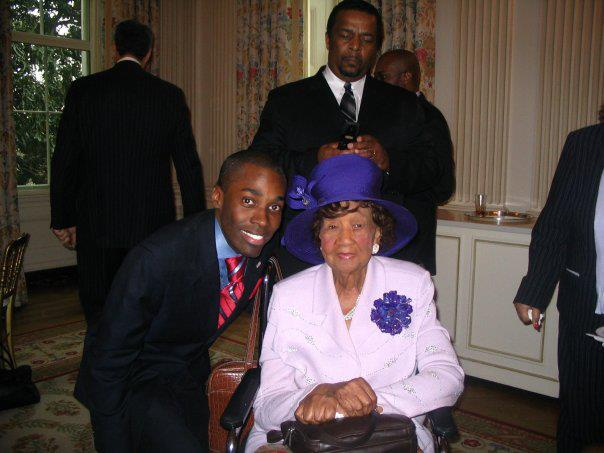 After White House event w/ Dr. Dorothy Height