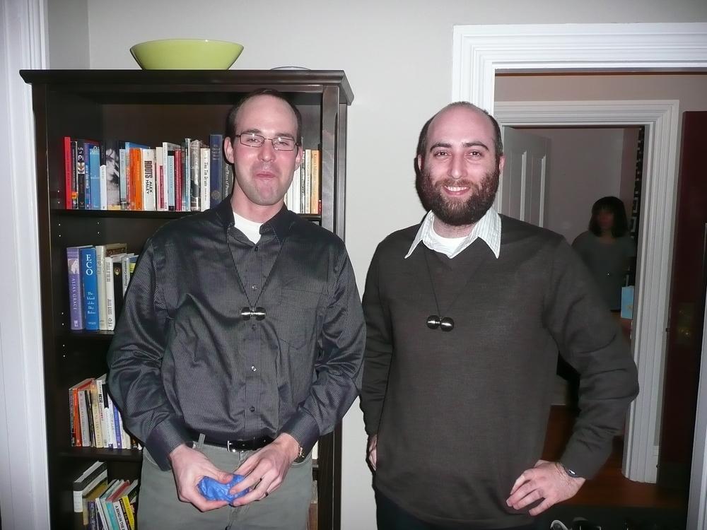 Dr. Croll & Dr. Raegen