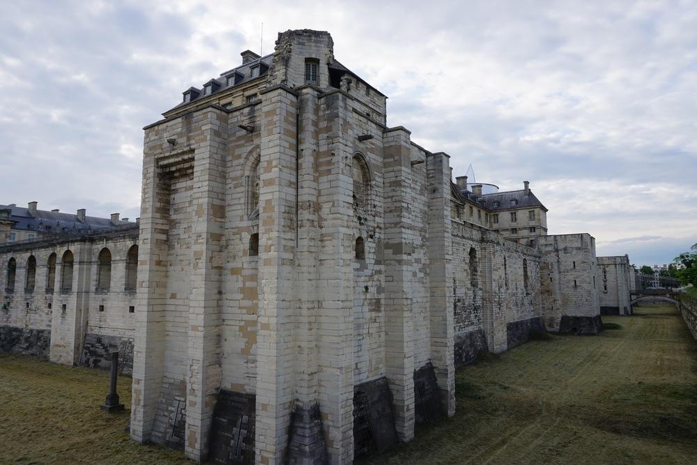Chateau de Vincennes.
