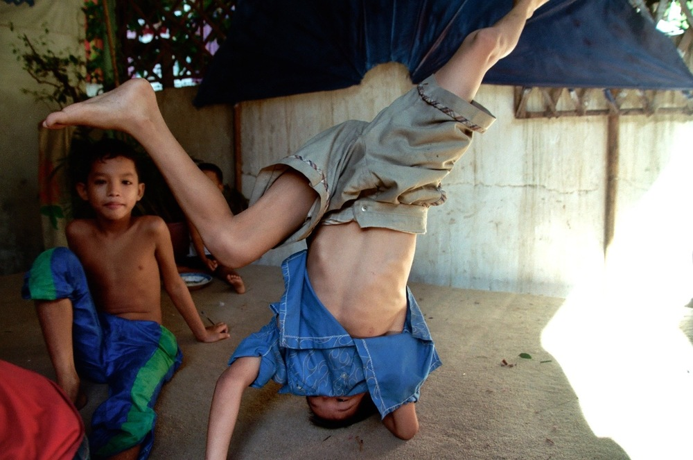Cambodia, 2009.