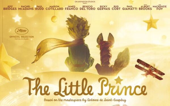 The Little Prince, available now on Netflix.