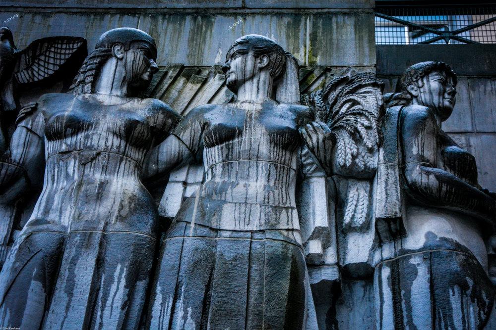 Mont des Arts, Brussels