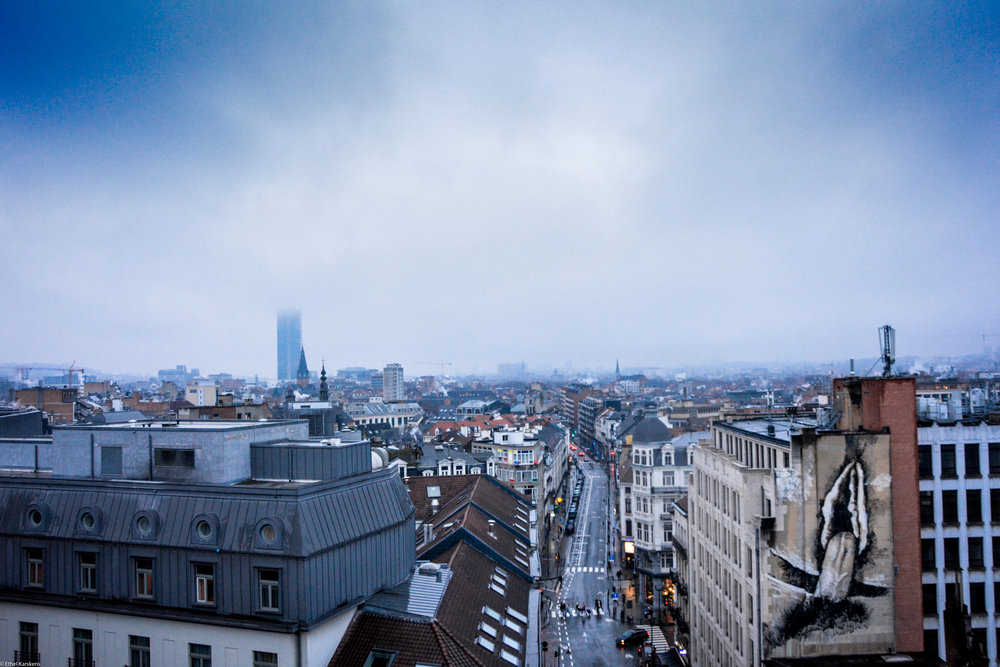 Roofs of Brussels