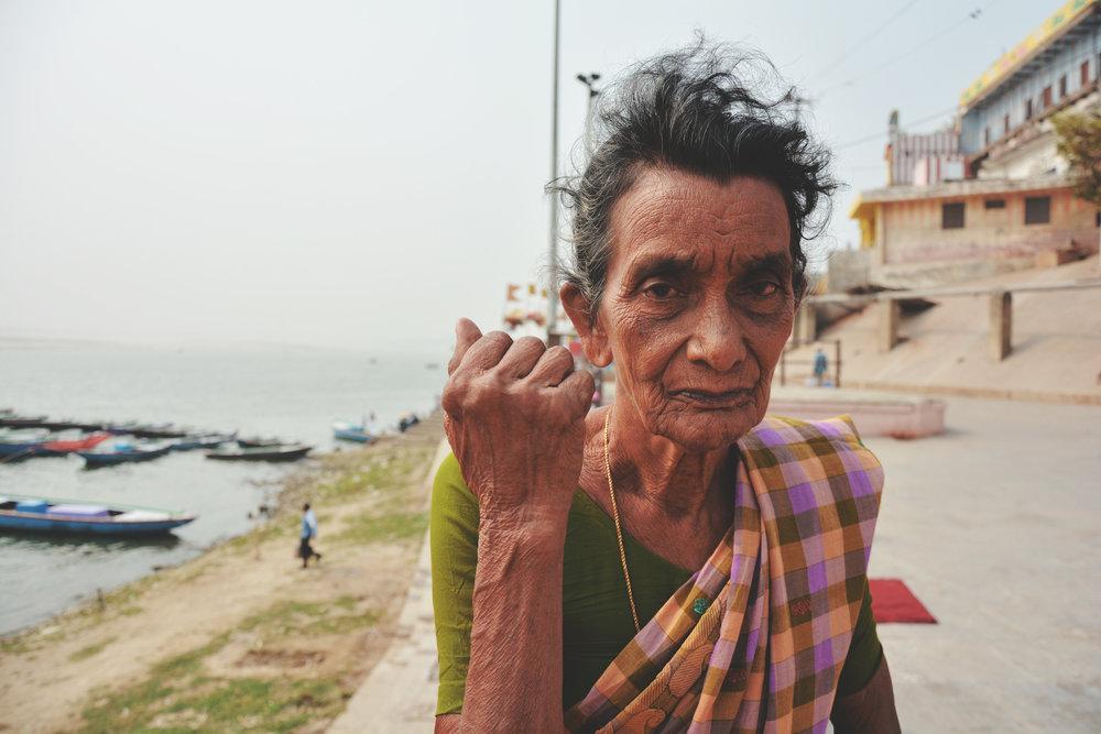 Varanasi, Mars 2018