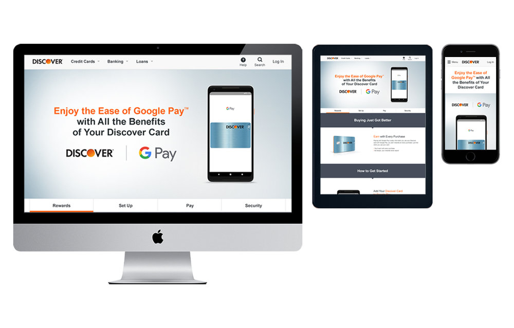 Click here for Google Pay website