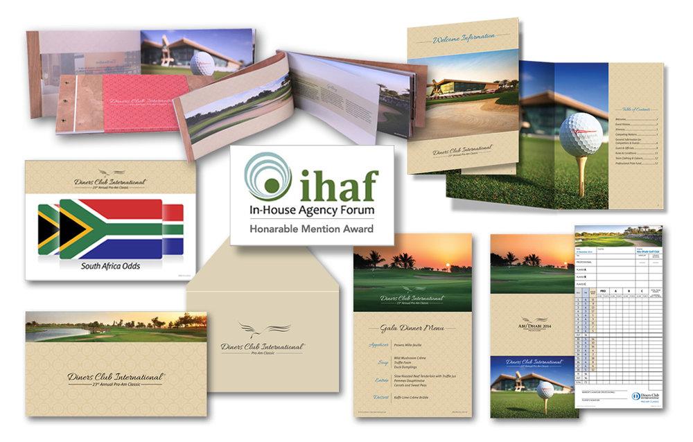 Diners Club Golf Invite Abu Dhabi