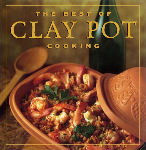 Since ancient times, cooks, from Asia to Rome, favored the juicy, full flavors of clay pot cooking. Featuring both traditional and newly created dishes, this book offers practically foolproof and often-fat free recipes for 40 delectable dishes from Clay-Roasted Turkey to Baked Banana Pudding.  Amazon / Barnes & Noble