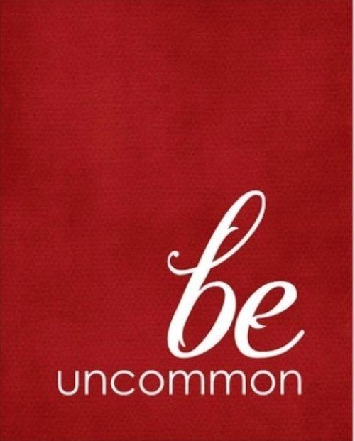 beuncommon