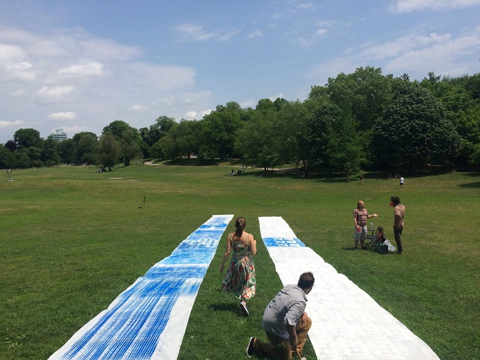 75 Foot Riot in Prospect Park, 2015