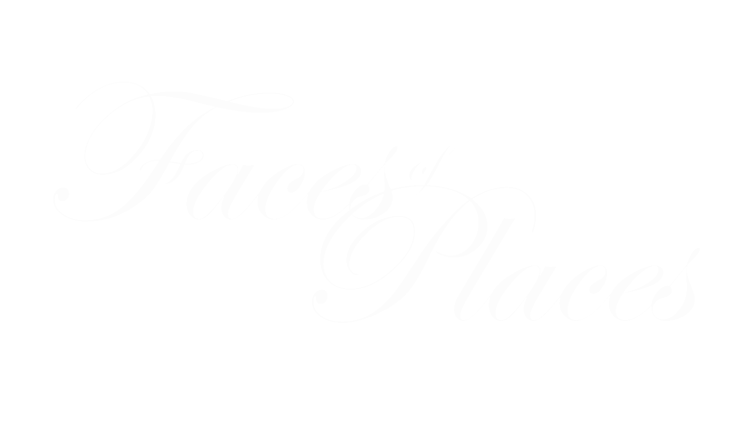 Faces of Places