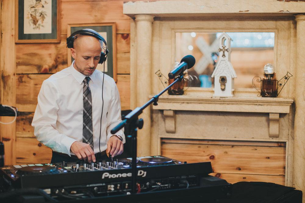 DJ - Dylan Skidmore
