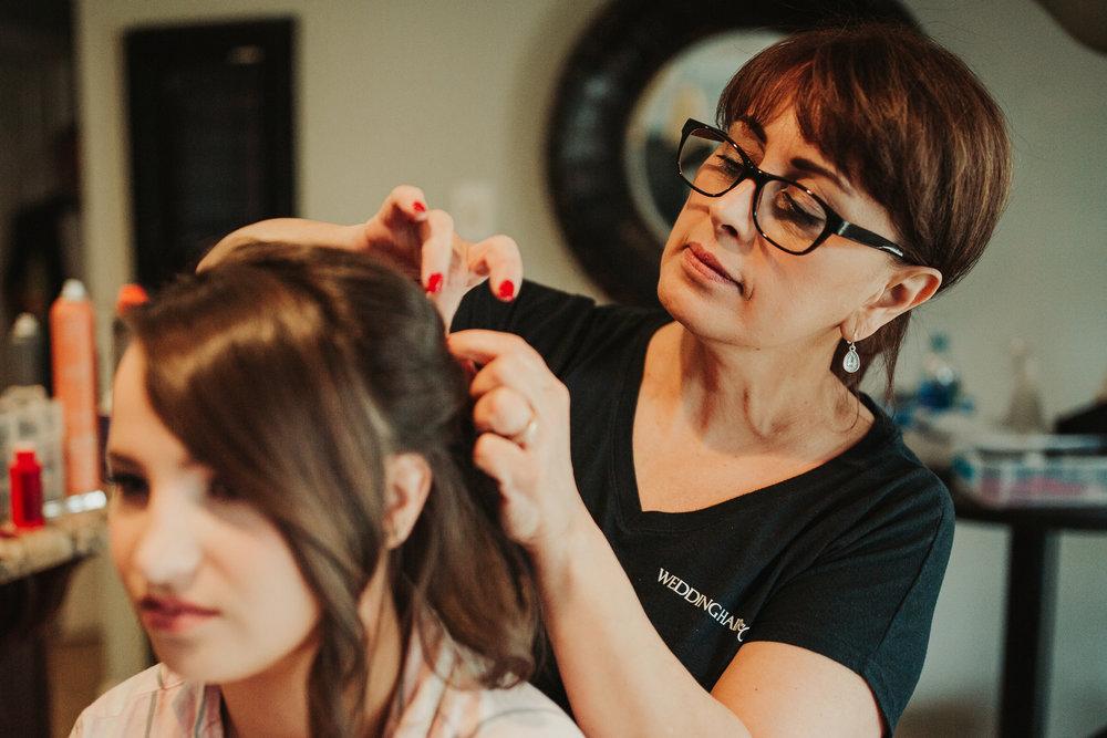 Hair - Wedding Hair by Lizinstagram @weddinghairbyliz