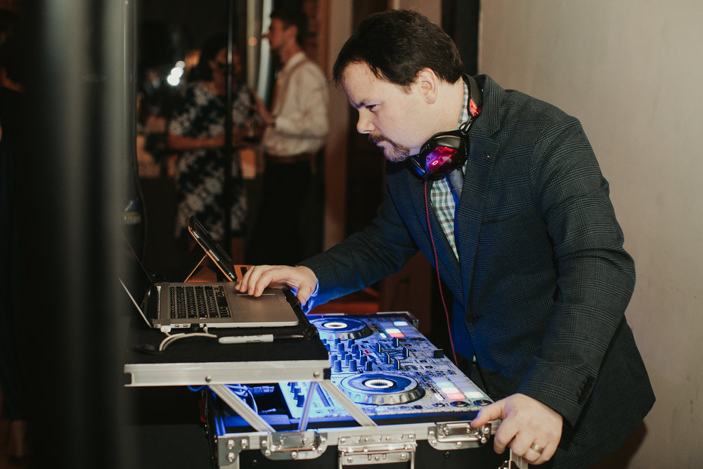 DJ Steve Stowe - Bunn DJ companyinstagram @djstevestowe