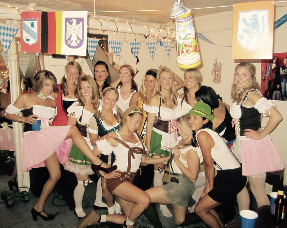 Top 25 SF Experiences_German Party