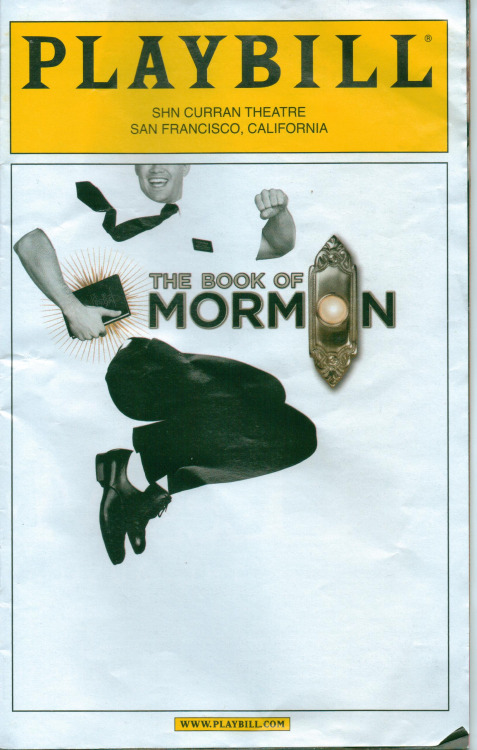 Top 25 SF Experience_Book of Mormon