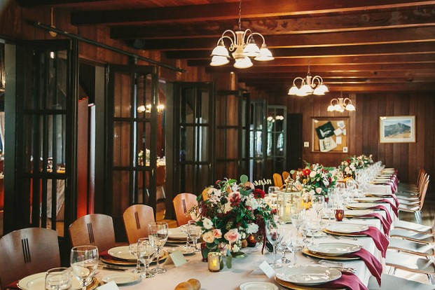 Outdoor Art Club - 12 Redwood Wedding Venues in the Bay Area — Tip Top Planning - Photos courtesy of Stephanie Court Photography