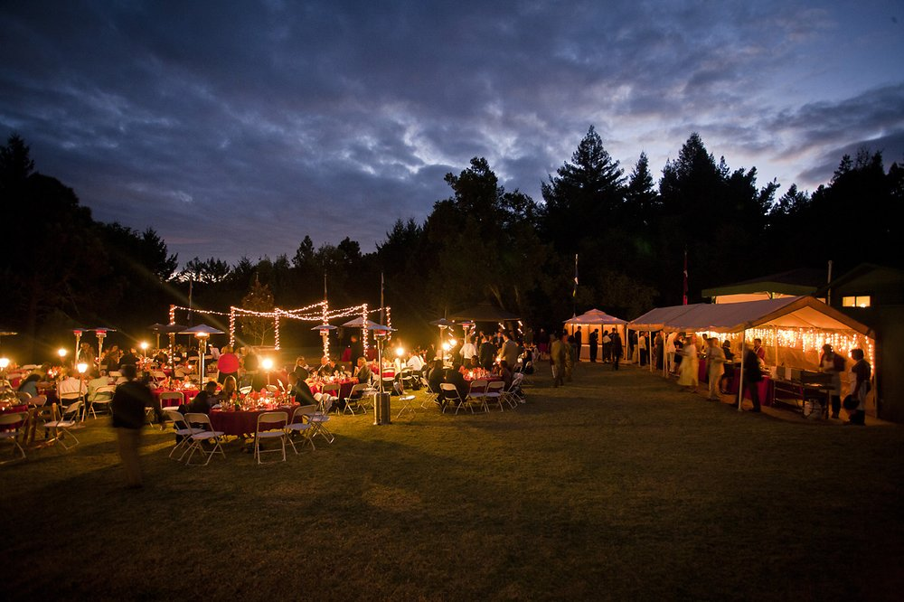 Pema Osel Ling - 12 Redwood Wedding Venues in the Bay Area — Tip Top Planning