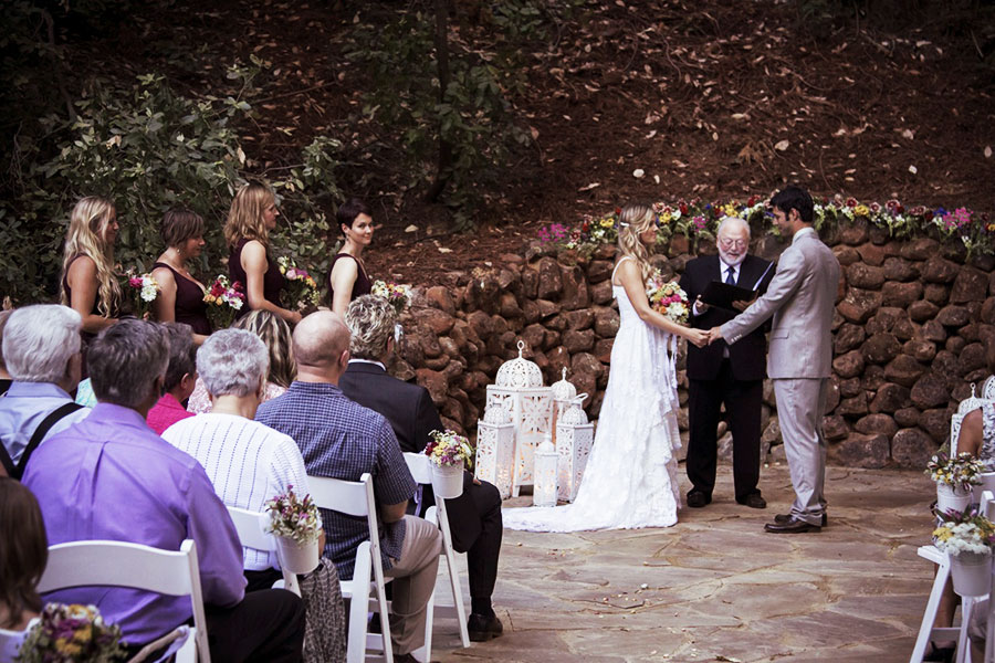 Stones and Flowers - 12 Redwood Wedding Venues in the Bay Area — Tip Top Planning