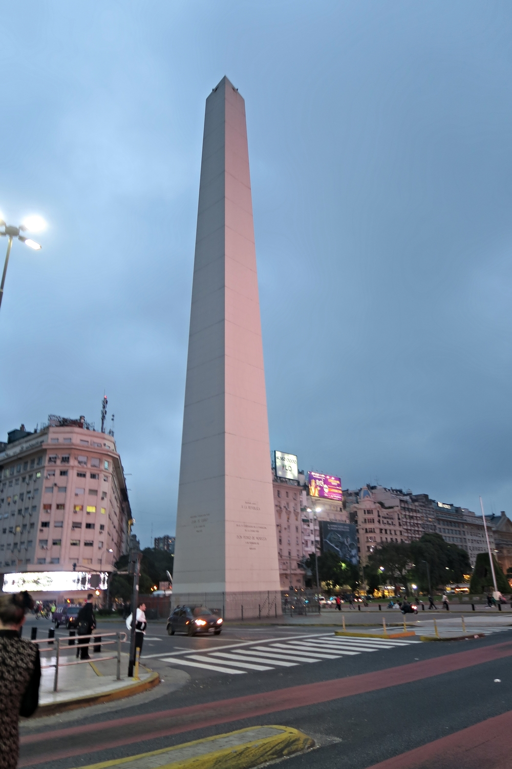 The Obelisk - Buenos Aires