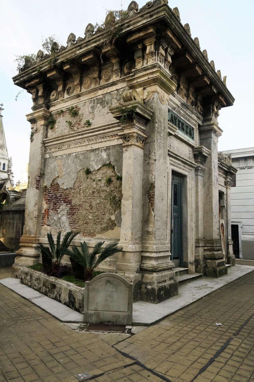 Recoleta Cemetery - Buenos Aires