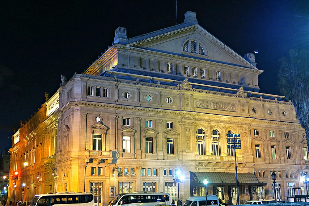 Teatro Colon - Buenos Aires Argentina - Tip Top Planning Blog