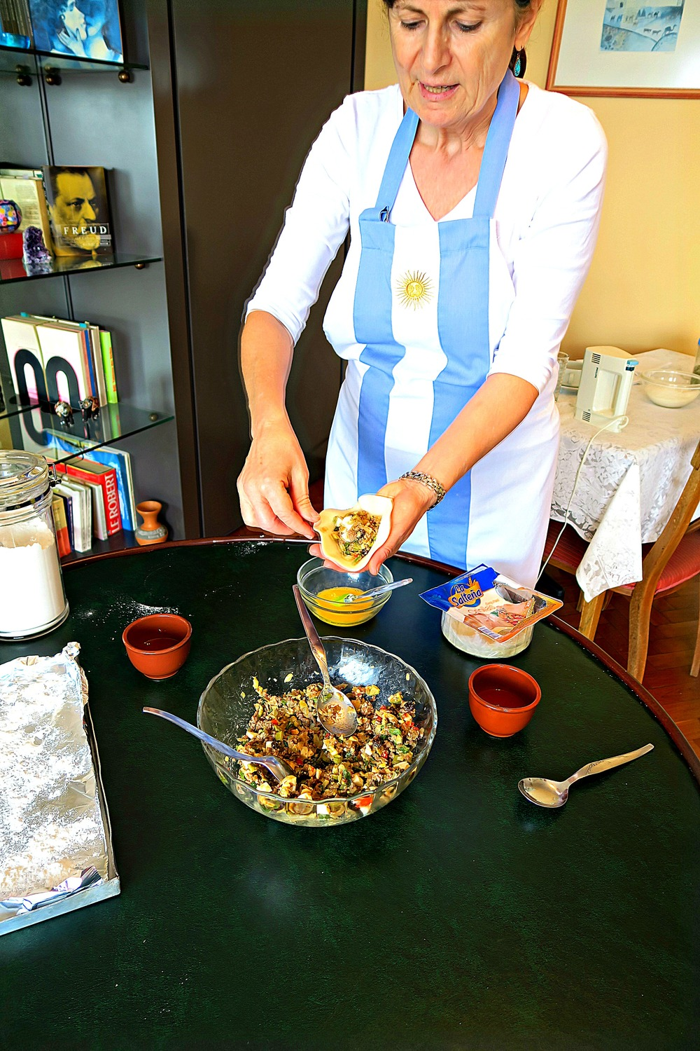 Making Empanadas - Argentine Cooking Class - Buenos Aires - Tip Top Planning