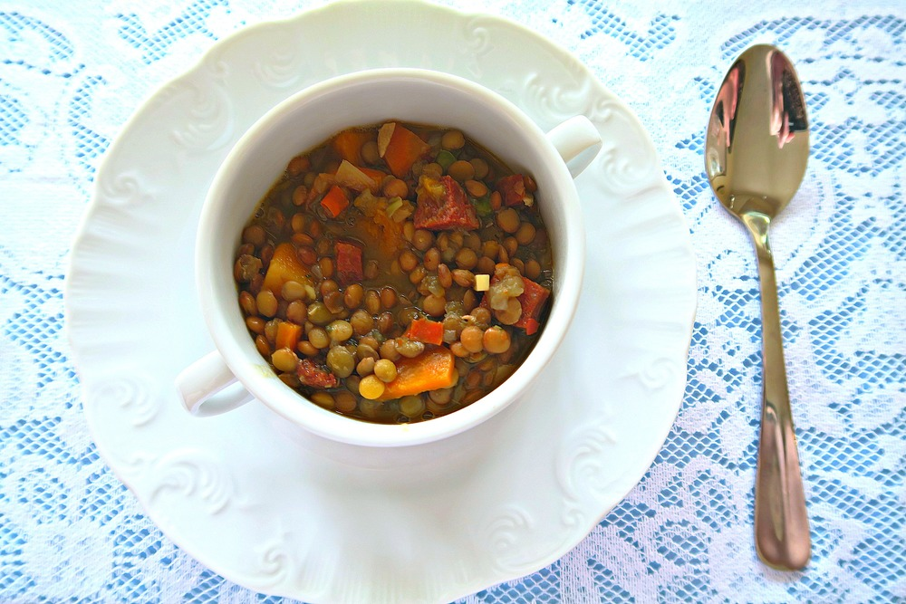 Lentil Stew - Argentine Cooking Class - Buenos Aires - Tip Top Planning