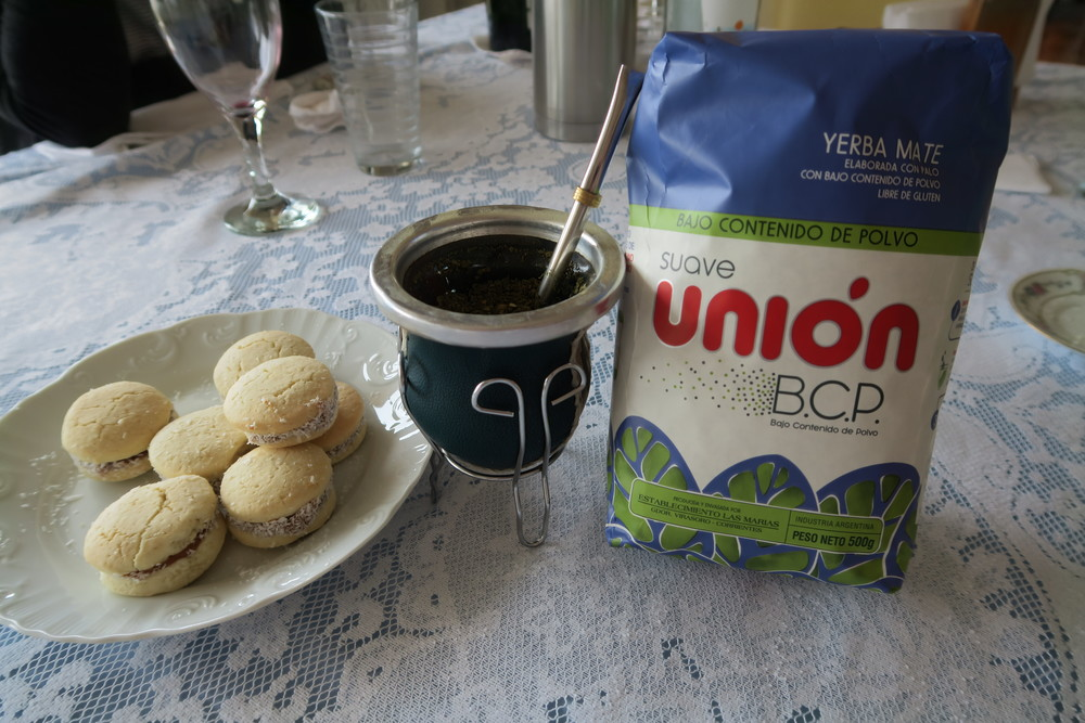 Alfajores and Mate - Argentine Cooking Class - Buenos Aires - Tip Top Planning
