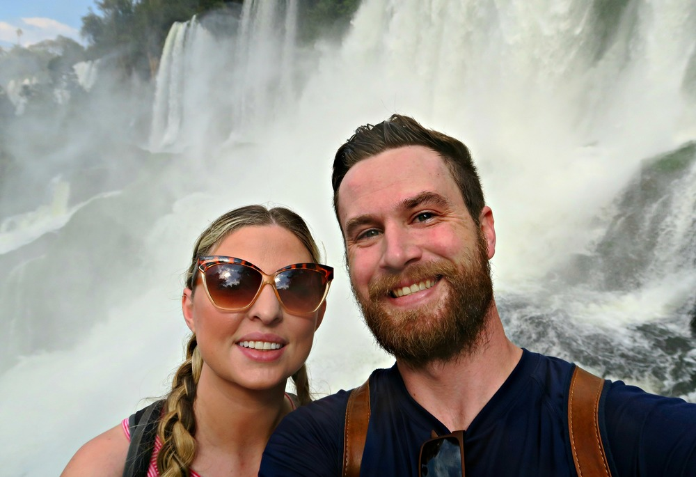 Lower Trail at Iguazu Falls, Argentina - Tip Top Planning