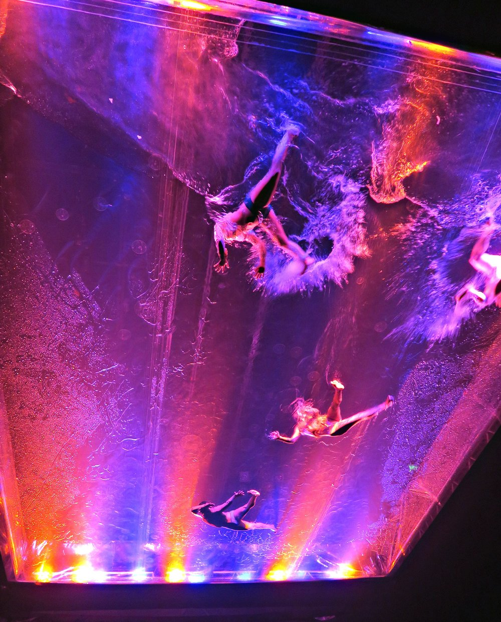 Fuerza Bruta - Ten Budget Friendly Activities in Buenos Aires - Tip Top Planning