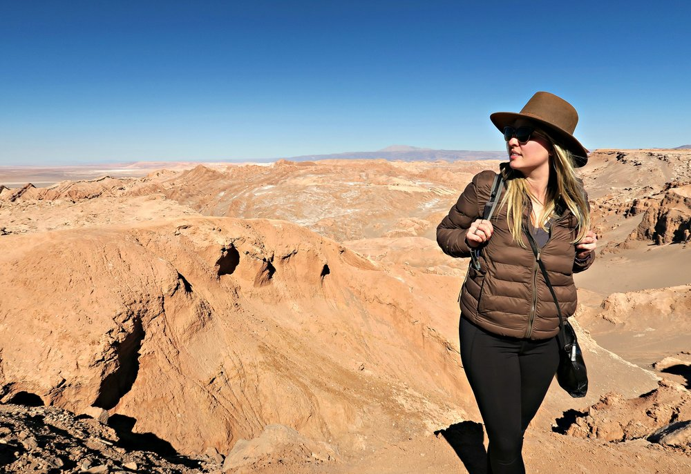 Valley of the Moon - San Pedro de Atacama - Atacama Desert - Tip Top Planning