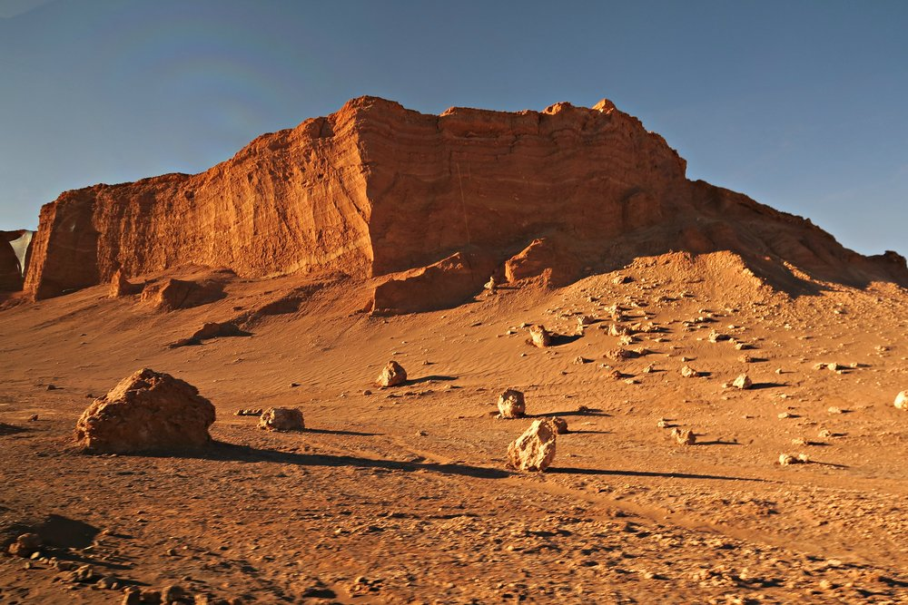 Anfiteatro - Valley of the Moon - Valle de la Luna - San Pedro de Atacama - Atacama Desert - Tip Top Planning