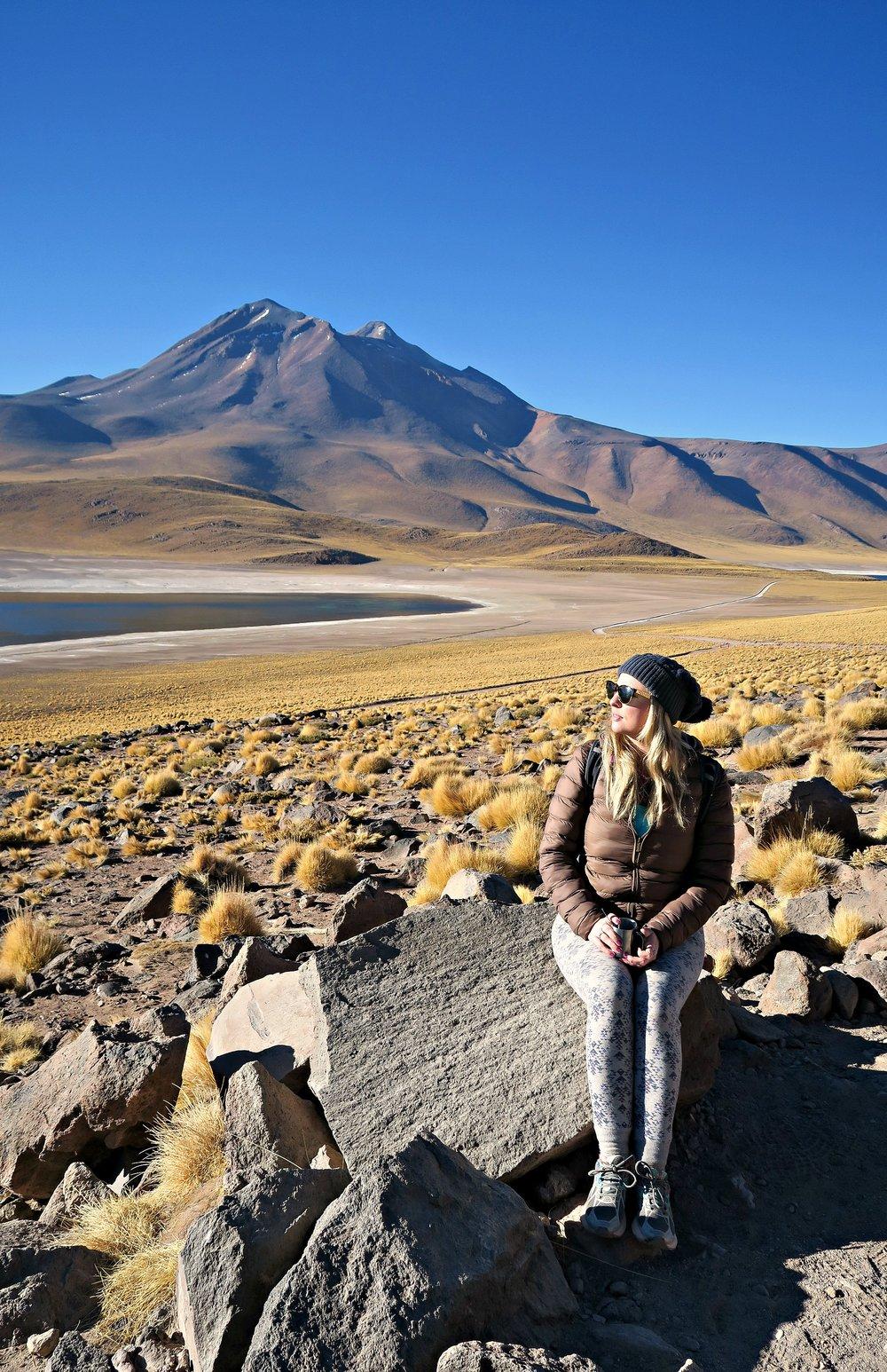 Highland Lakes - Lagunas Altiplánicas - Lagunas Miscanti y Meñiques - San Pedro de Atacama - Atacama Desert - Tip Top Planning