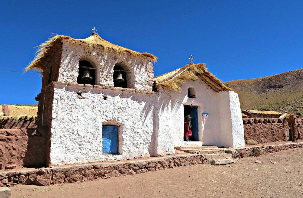 Pueblo de Machuca - Geyser del Tatio - San Pedro de Atacama - Atacama Desert - Tip Top Planning
