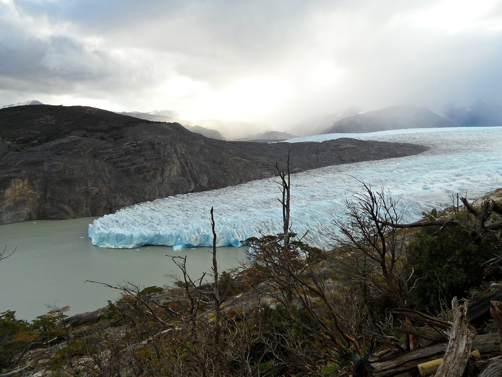 7 Different Day Trips in and Around Torres del Paine - Patagonia, Chile - Glacier Grey - Tip Top Planning