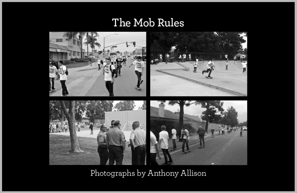 The Mob Rules Photo Book Cover