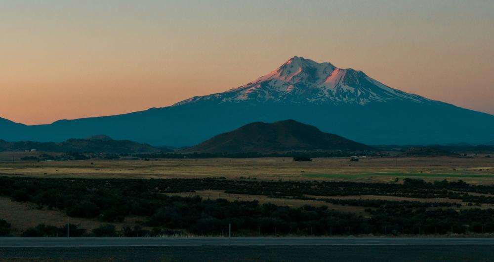 Mt Shasta Sunrise