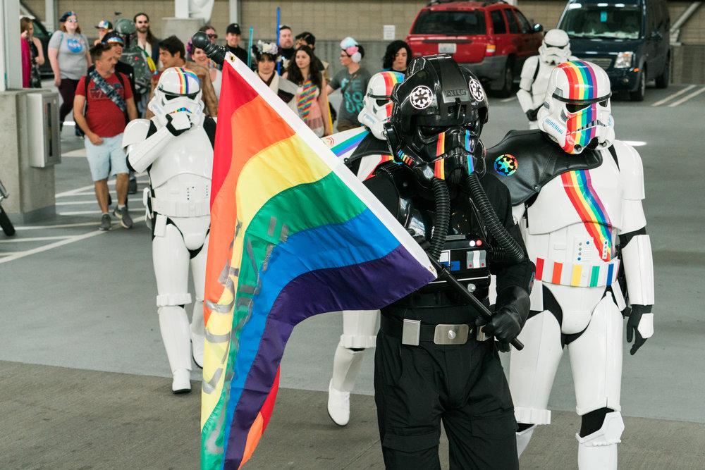 Seattle Pride Parade 2017 w Star Wars 501st Garrison Titan-08490.jpg