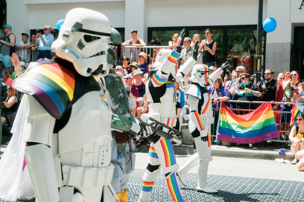 Seattle Pride Parade 2017 w Star Wars 501st Garrison Titan-08691.jpg