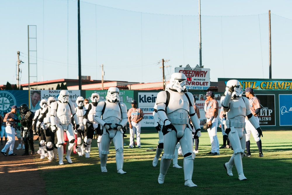 Everett Aquasox Star Wars Baseball Night Garrison Titan-09559.jpg