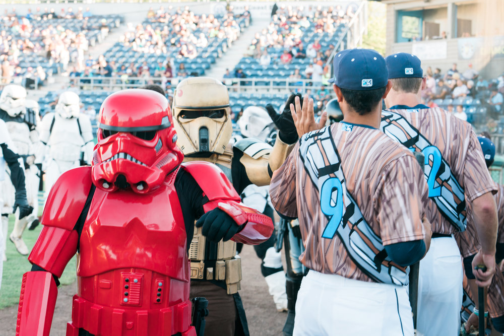 Everett Aquasox Star Wars Baseball Night Garrison Titan-09573.jpg