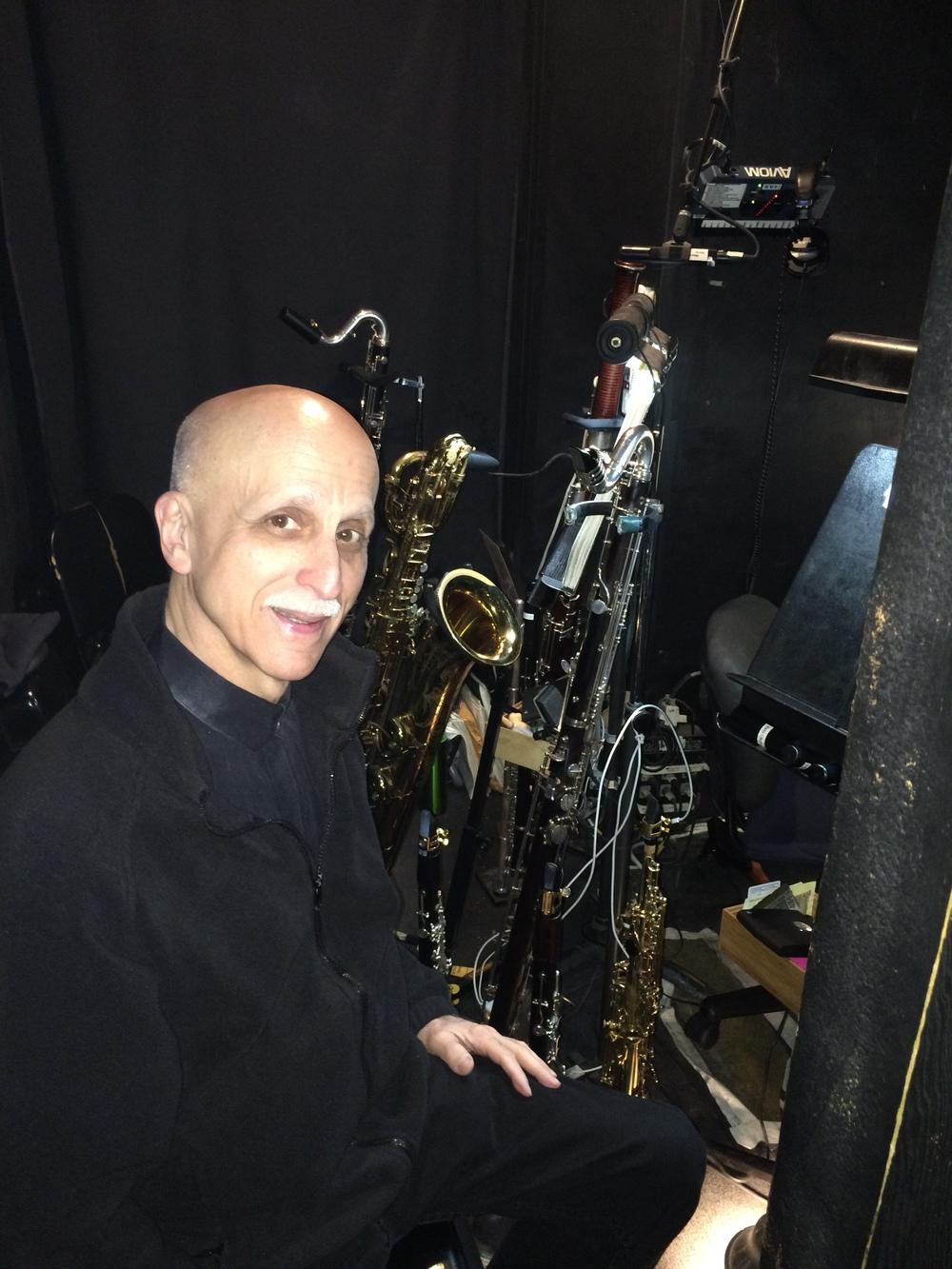 John on Broadway 2016
