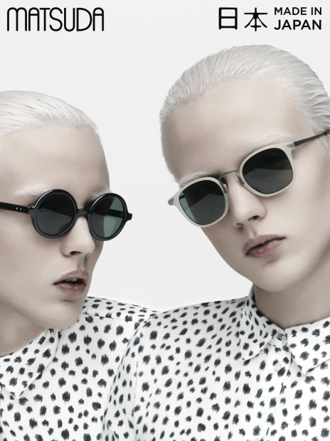 Full New Collection Matsuda Optical glasses & Sunglasses available in store!