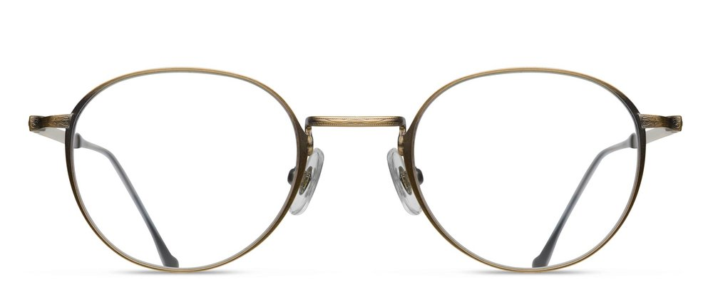 Made from the highest grade Titanium, Matsuda frames all handmade by the finest of Japanese Craftsman.