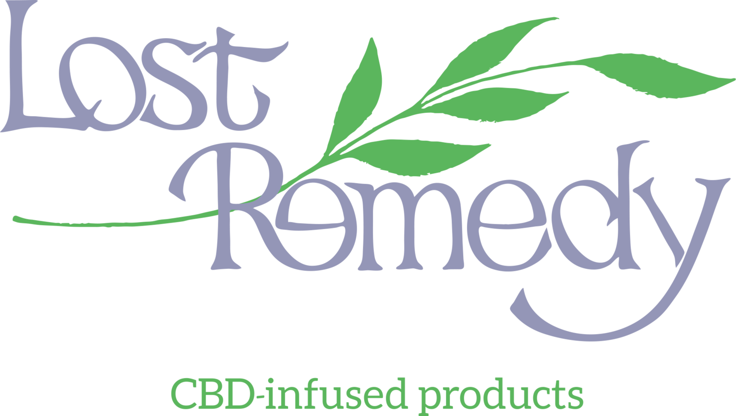 Lost Remedy CBD Infused Products