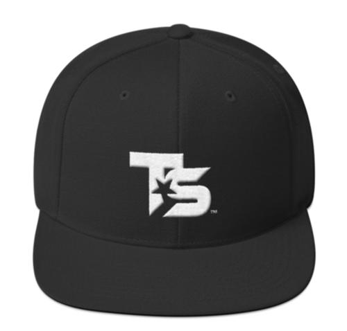 Team Supreme Logo Snapback — Leonard Studios cf80a544f10
